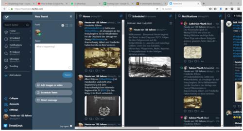 Ein Bild, das Screenshot, Straße, Monitor, schwarz enthält.  Automatisch generierte Beschreibung